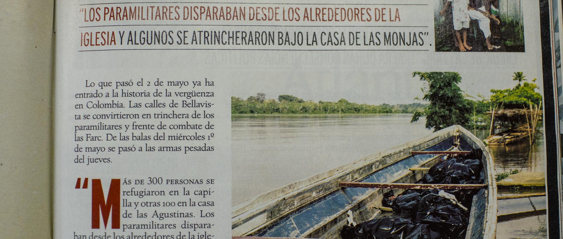 REVISTA CROMOS, 10 de mayo del 2002