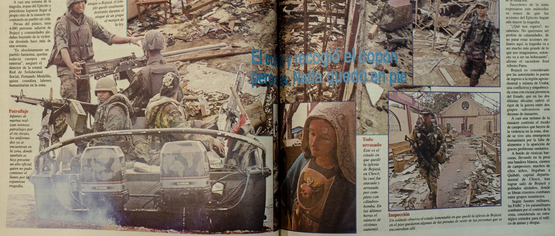 EL ESPACIO, 10 de mayo del 2002